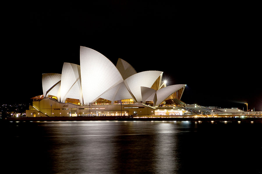 Sydney Opera House, Australien 2011