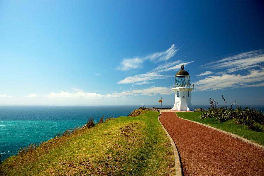 Cape Reinga, Nordinsel Neuseeland, 2011