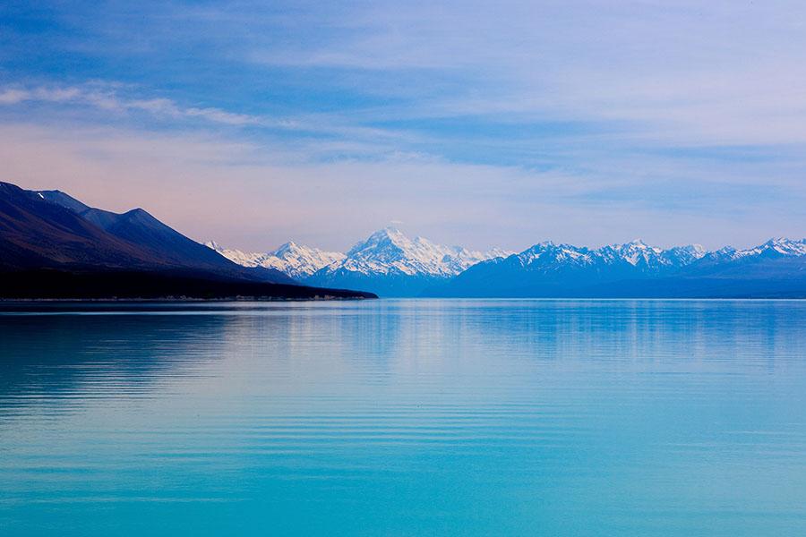 augen schließen und träumen, Neuseeland 2011