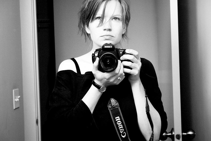 Seattle, 2005 ...Jetlag in schwarz-weiß...