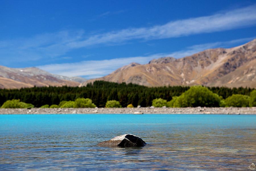 lake tekapo, Neuseeland 2011